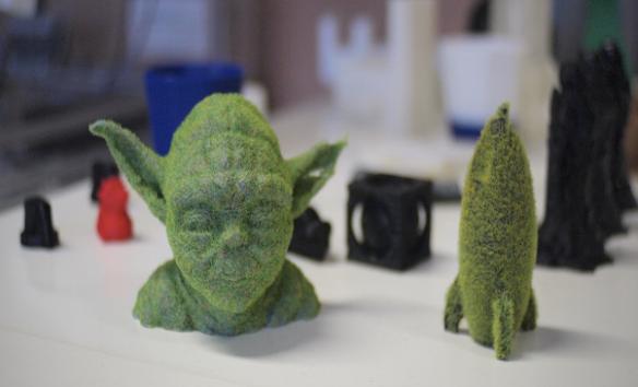 Ob Nudeln, Schuhe oder Spielfiguren wie die aus Star Wars: Mittels 3D Druck lässt sich fast alles drucken.